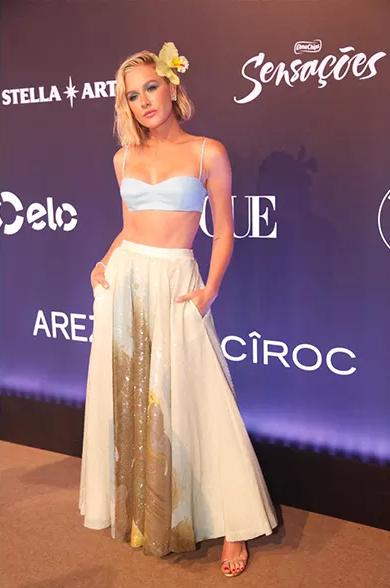 look fiorella matthes baile da vogue 2018