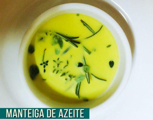 manteiga de azeite